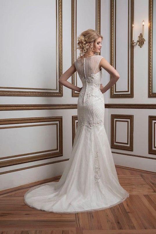 lURUwL6aRfU - Свадебные платья от Justin Alexander