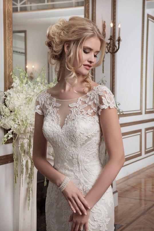 1aElbHhTGds - Свадебные платья от Justin Alexander