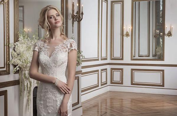 vAo71Obouj8 - Свадебные платья от Justin Alexander