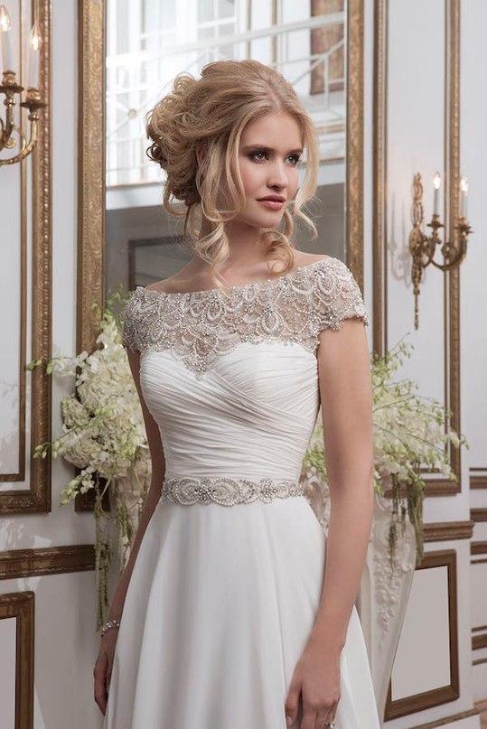 dGaoWSB1Mfk - Свадебные платья от Justin Alexander