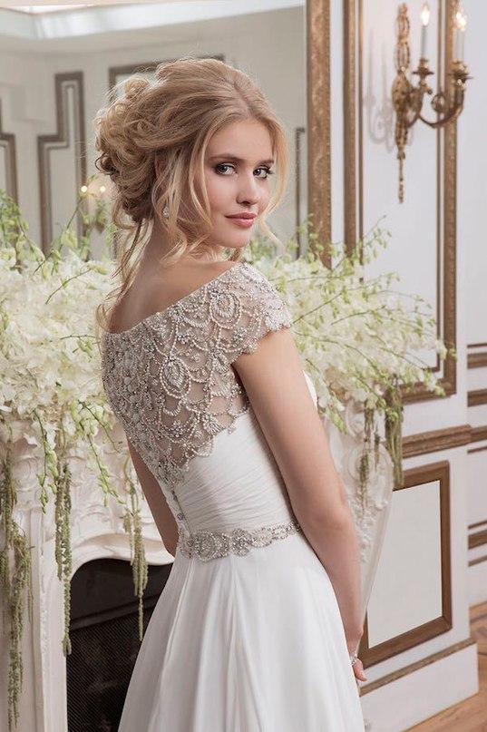 osEAp3 gG3Q - Свадебные платья от Justin Alexander