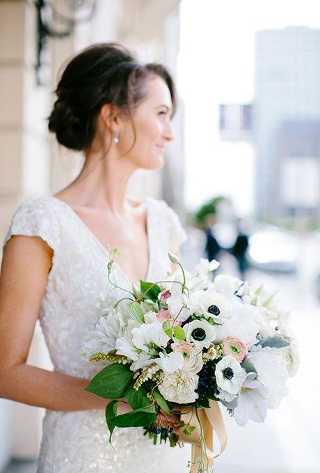 UBEfyNIwUw4 - Органические свадебные букеты (25 фото)