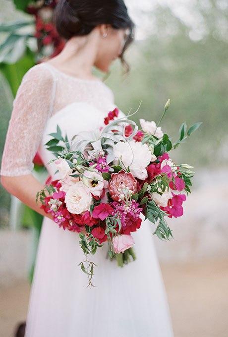 EbqJiumHlA - Органические свадебные букеты (25 фото)