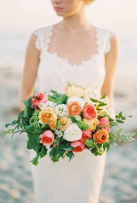 GsxzYDxstcI - Органические свадебные букеты (25 фото)
