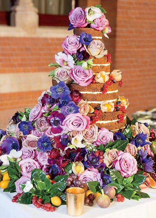yhjSKLNGtww - Свадебные торты королевских семей Англии (7 фото)
