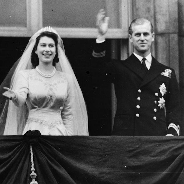 GqQjdG9Opdc - Свадьба королевы Елизаветы и принца Филиппа