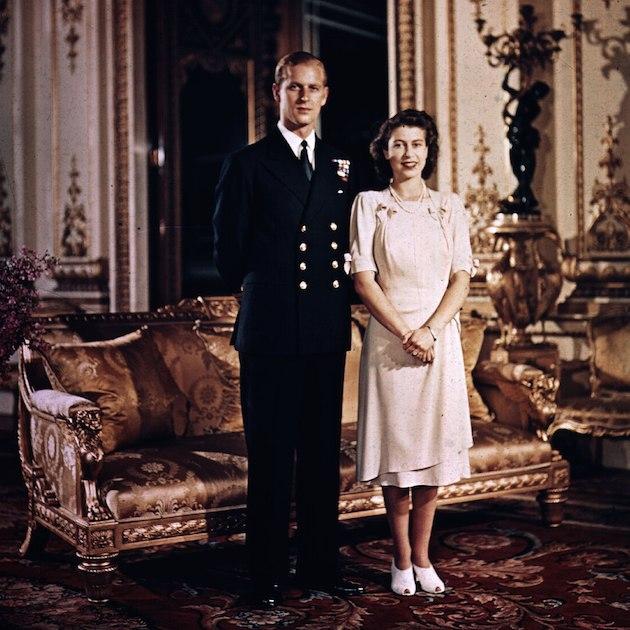 z14mpyQypHg - Свадьба королевы Елизаветы и принца Филиппа