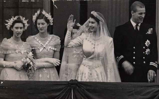 h oJpvvL428 - Свадьба королевы Елизаветы и принца Филиппа