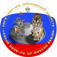 Логотип ЛИГА КУНГ-ФУ МОСКОВСКОЙ ОБЛАСТИ