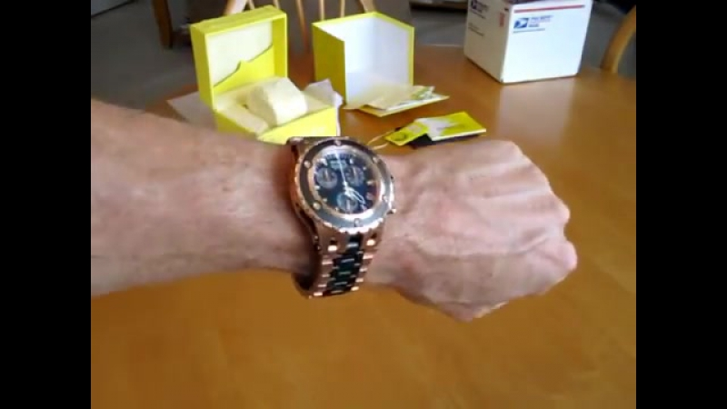 Invicta Reserve 5657 mid size Watch Unboxing