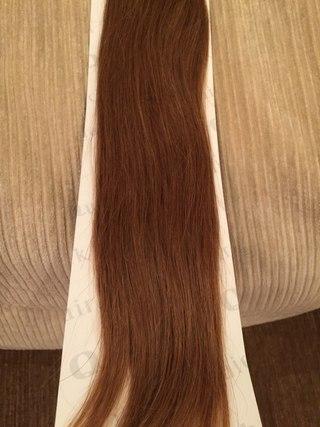 волосы на заколках красноярск
