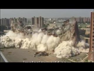 Подборка для релаксации top 100 best implosions explosion compilation - best building demolition compilation 2016 - youtube [720