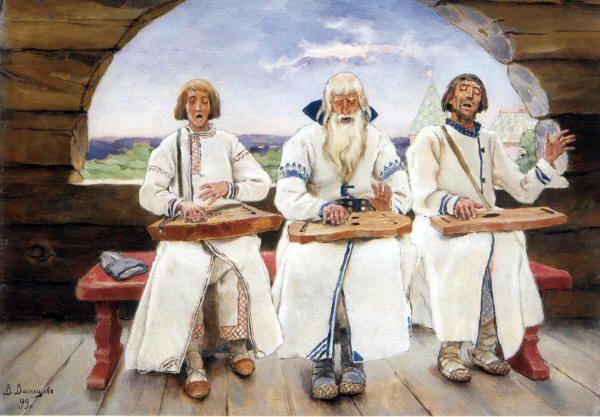 Афиша Тамбов Славянская музыка