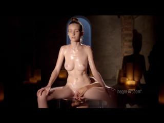 Hegre-art - naked nuru chair massage [эротика, мастурбация, массаж, порно, xxx, 18+]