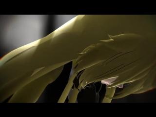 [MMD x FNAF] Warrior-SpringTrap Fem(test model)