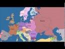 Історія України 10 століть за 5 хвилин Як змінювалася карта Європи