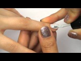 Avon Perfectly Polished Nail Art Inspiration - Irish Flag