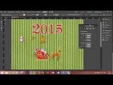 Как сделать эффект прокрутки в Adobe Muse