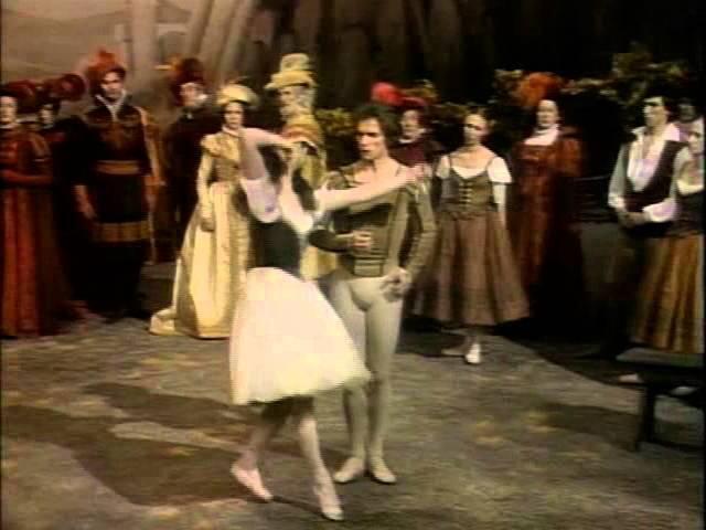 Рудольф Нуреев. Жизель. 1979 г. Rudolf Nureyev. Giselle.