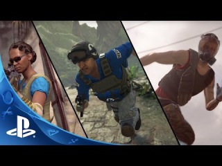 UNCHARTED 4: A Thief's End (3/18/2016) - Multiplayer Trailer | PS4