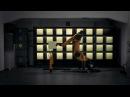 Robotic arms create custom furniture in Robochop installation by Kram/Weisshaar