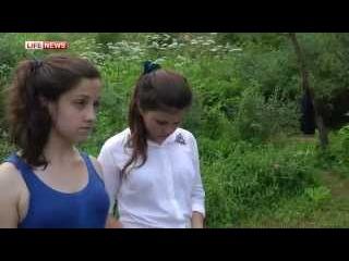 Драка! Дагестанец и Русские! Житель Дагестана спас двух девушек ценой своей жизни.