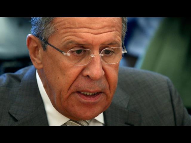 Лавров украинский закон надолго подорвет отношения между Россией и США