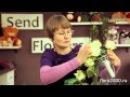 Свадебный букет каскадный своими руками - мастер класс по флористике Флора2000.ру
