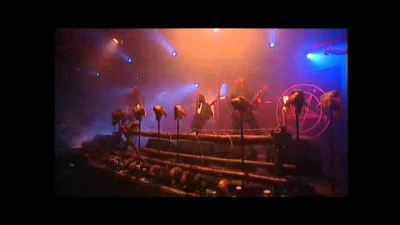 Gorgoroth - Black Mass 2004 Live