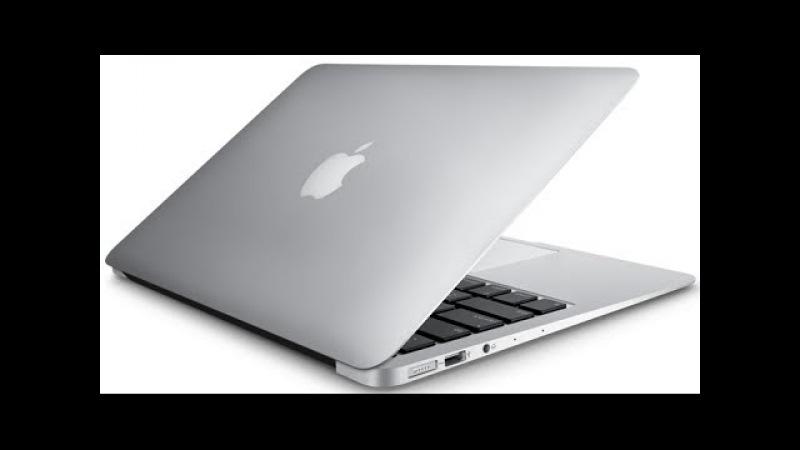 Обзор гаджета - ноутбук Apple MacBook Air (2014)