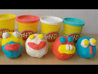 Play Doh Surprise Toys - Kinder Surprises - Little Mermaid Ariel Disney Cars