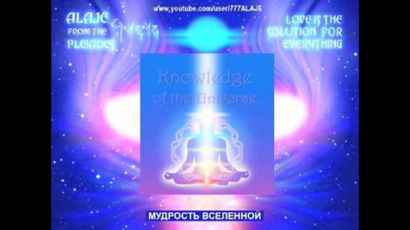 Part 8 - Pleiadian Alaje - Russian Sub