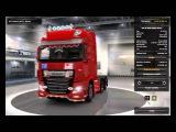 [ETS2]Euro Truck Simulator 2 Daf Xf Euro6 V1.3