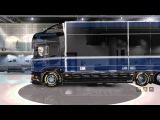 [ETS2]Euro Truck Simulator 2 Scania Robert VD