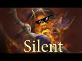 Silent Clinkz wrecking faces — Empire vs LGD
