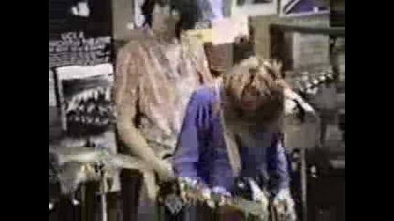 Nirvana Negative Creep Live