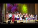 Финальный выход артистов. 1 октября 2015 года на  концерте, посвященном