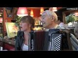 Jean Corti et Zaza Fournier jouent Les amants d'un jour