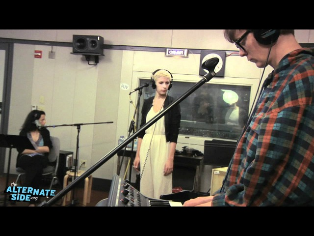 YACHT Tripped Fell in Love Live at WFUV