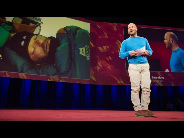 Ben Saunders To the South Pole and back — the hardest 105 days of my life vk.comtopnotchenglish