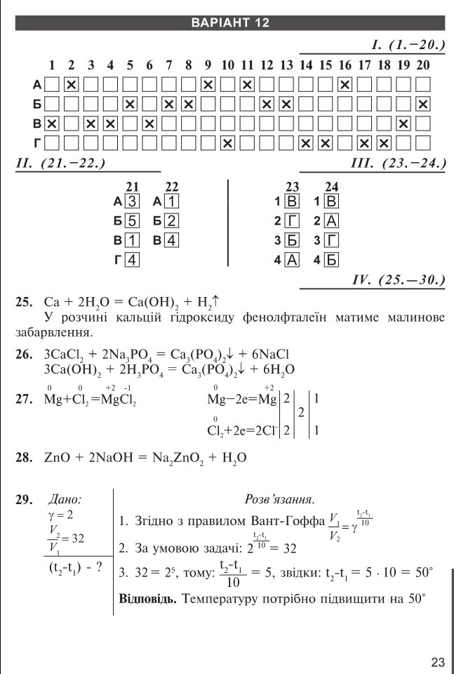 По химии 9 решебник класс2018 дпа