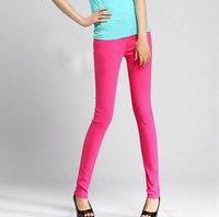 Red Skinny Pants For Women