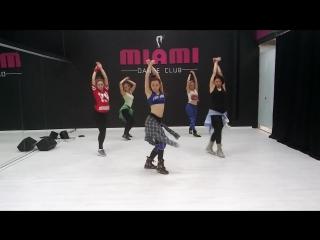 JAZZ-FUNK ИНТЕНСИВ || сб 13.00-14.30 || MIAMI DANCE CLUB