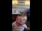 Малышка Пайпер впервые четко увидела маму