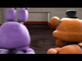 Five Nights At Freddys 3 [SFM] - СЪЕМКИ FNAF 3:ИСТОРИЯ СПРИНГТРАПА - 5 ночей у Фредди