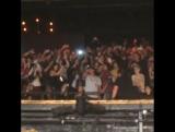 15 мая 2015 Бруно на концерте Ленни Кравица