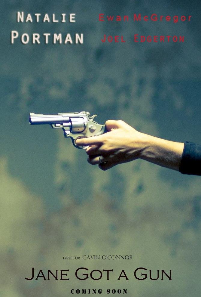 Постер к фильму Джейн берёт ружьё