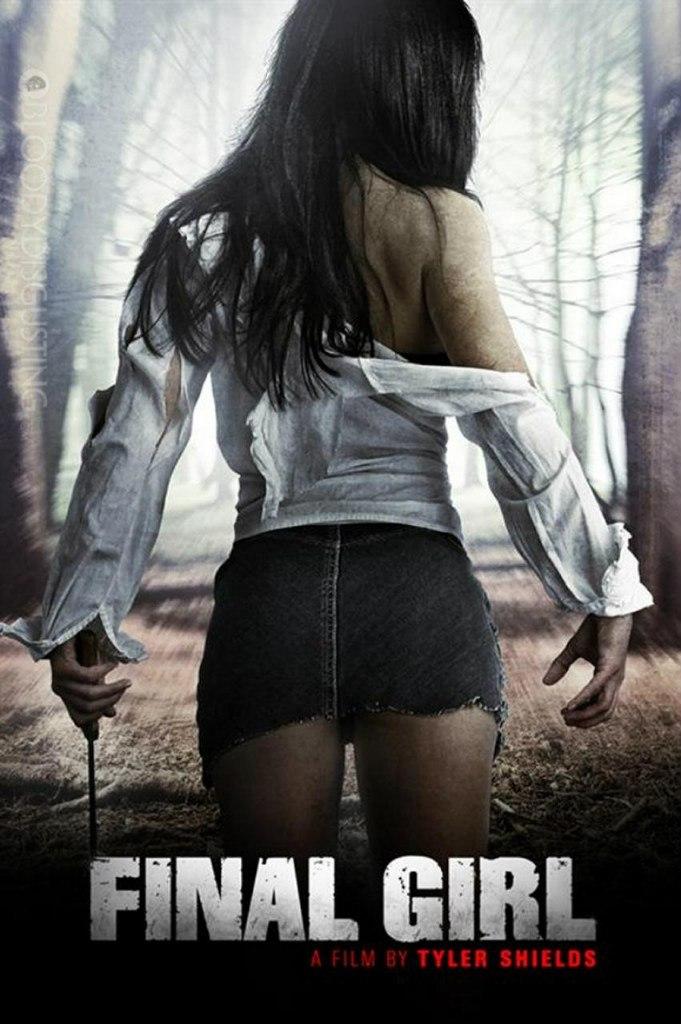 Постер к фильму Последняя девушка