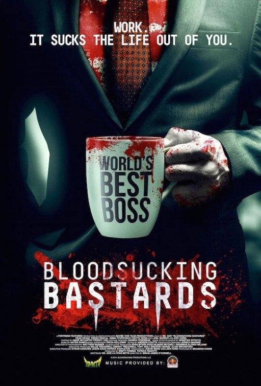 Постер к фильму Кровососущие подонки