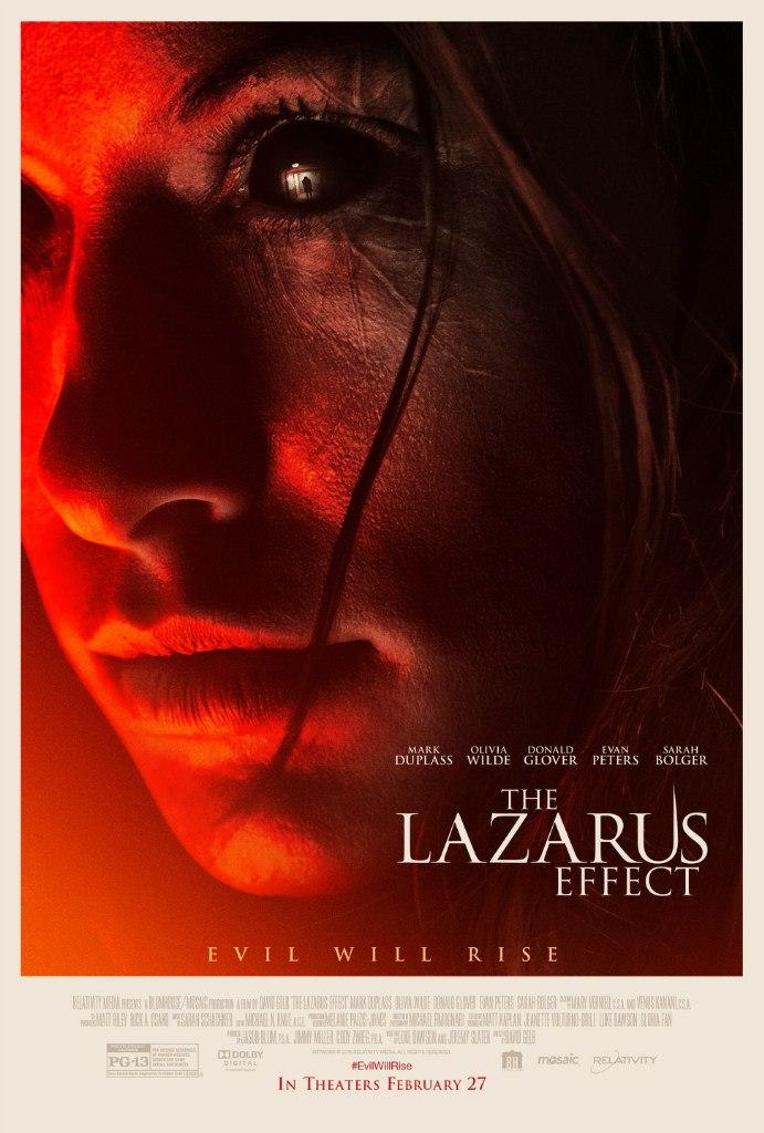 Постер к фильму Эффект Лазаря